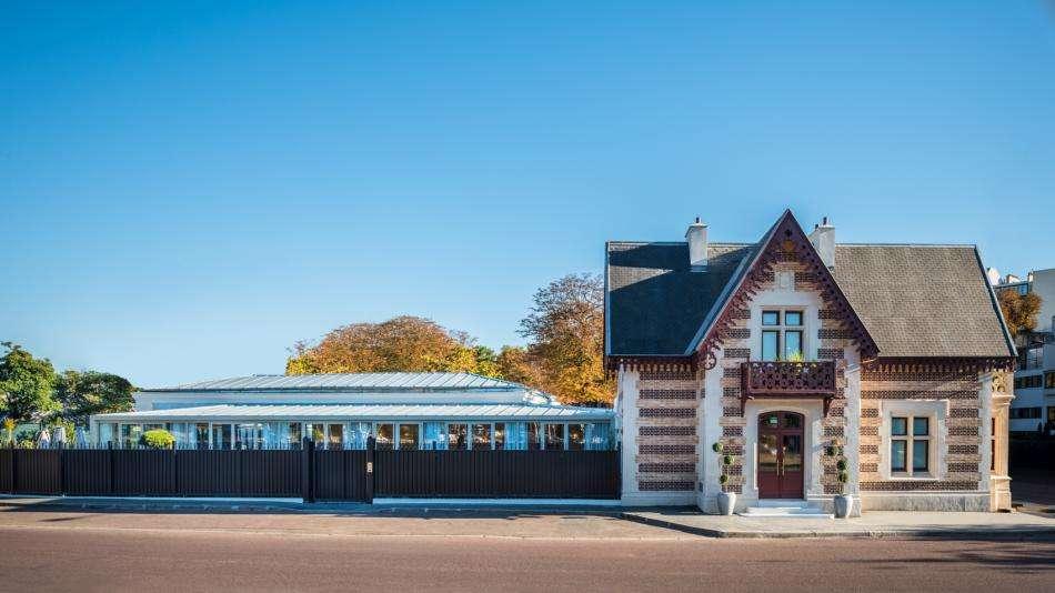 Pavillon des Princes - Boulogne