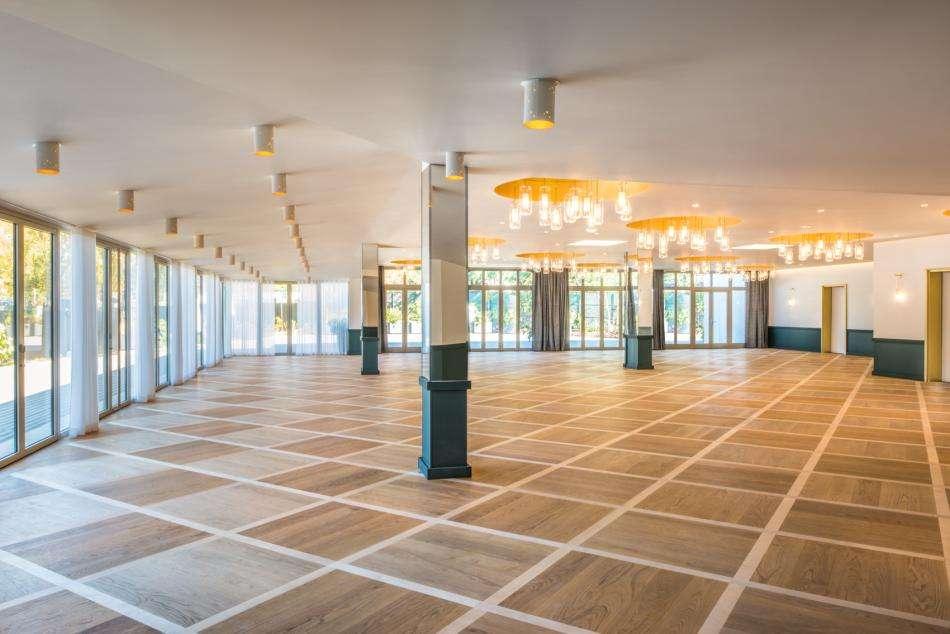 Pavillon des Princes - Conférence