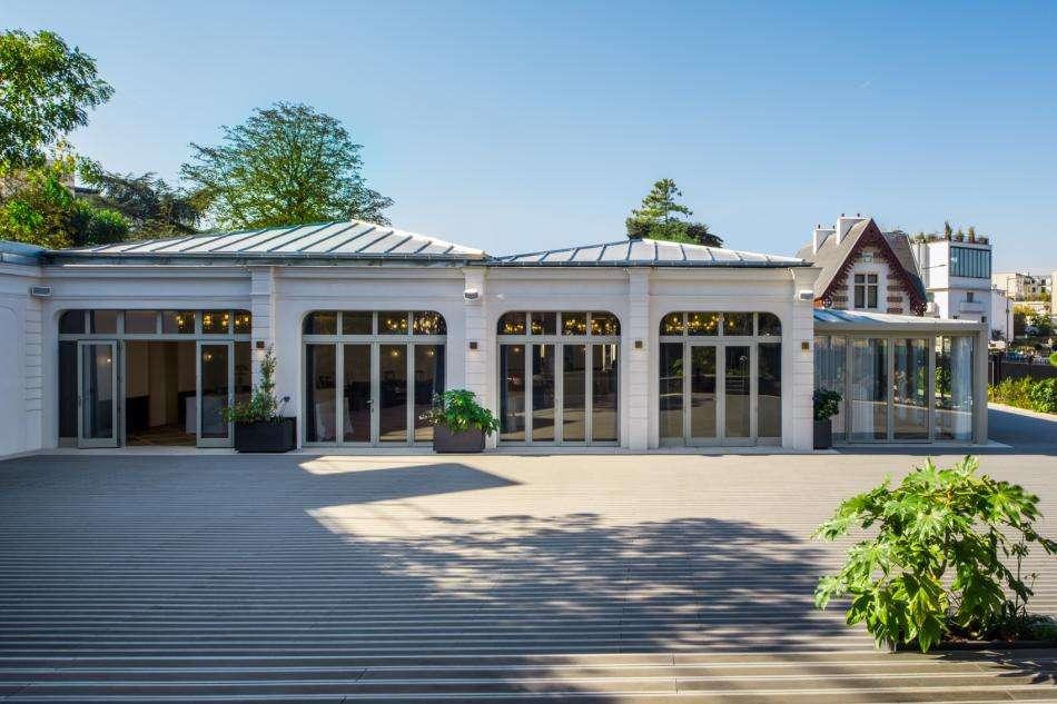 Pavillon des Princes - Jardins et terrasses