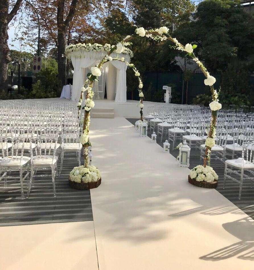 Pavillon des Princes - Mariage