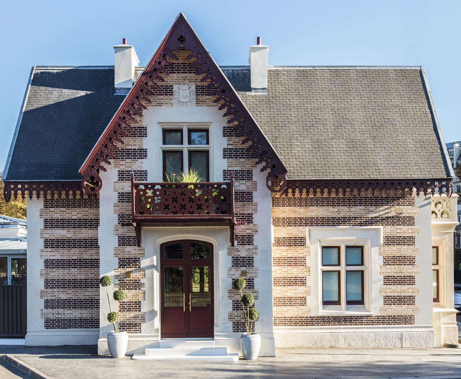 Pavillon des Princes - Photo Gallery - Reception Halls